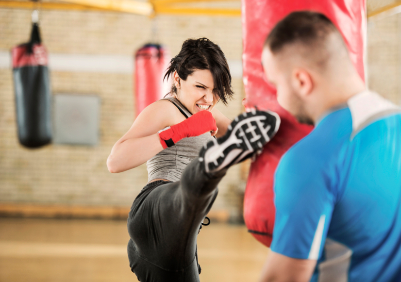woman-exercising-boxing